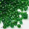 50g 2mm/3mm/4mm Round Glass Transparent Seed Beads Spacer Jewellery Making Craft