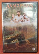 ANACONDAS //JOHNNY MESSNER   -- !!!  DVD !!!