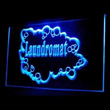 190024 Laundromat Dry Clean Shop Quality Display Led Light Neon Sign