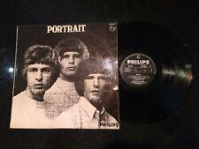 "THE WALKER BROTHERS (SCOTT) ""PORTRAIT"" ORIG UK MONO LP + PRINT"
