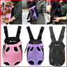 Pet Cat Dog Carrier Front Pack Puppy Travel Bag Hiking Backpack Head Legs Out