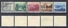 Switzerland 1955 Semi-Postal stamps.Sc.B242-6.