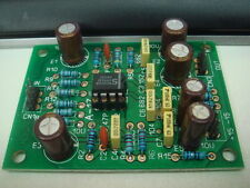 COMPACT HI-FI STEREO NE5532 PHONO RIAA AMPLIFIER PREAMPLIFIER