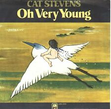 """CAT STEVENS Oh Very Young & 100 I Dream PICTURE SLEEVE 7"""" 45 BRAND NEW record"""