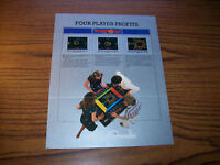 SEGA ELIMINATOR VIDEO ARCADE GAME FLYER BROCHURE 1982