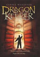 Wilkinson, Carole, Dragonkeeper, Very Good Book