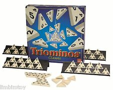 Triominos Classic das Original von Goliath mit massiven Steinen NEU