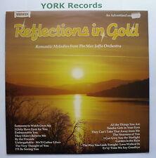 MAX JAFFA Orchestra - Reflections In Gold - Ex Con LP Record Warwick WW 5090