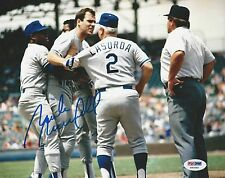 Mike Marshall Los Angeles Dodgers signed 8x10 photo PSA/DNA # X60565
