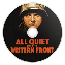 All Quiet on the Western Front (1930) Drama, War Movie / Film on DVD