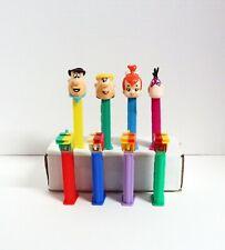 Pez Flintstones & Coach'S Whistles 8 pc set