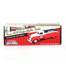 Auto World: 1939 Dodge Airflow Tanker TEXACO 1/38 Scale