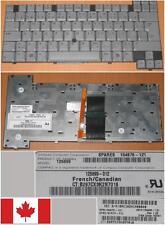 CLAVIER QWERTY CANADIEN HP COMPAQ Armada E500 125699-012 154876-121