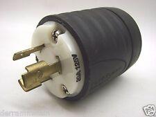 Pass & Seymour L520-P 125V 20A Nema Turnlok Male Plug 2 Pole 3 Wire  b153