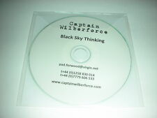 Captain Wilberforce - Black Sky Thinking - 12 Track