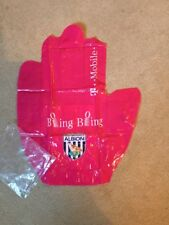 BRAND NEW West Bromwich Albion Blow Up Hand WBA Baggies Boing Boing Memorabilia