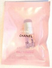 CHANEL CHANCE EAU TENDRE X 1 MINI ROLLERBALL ROLL ON .07OZ 2ML TRAVEL PURSE SIZE