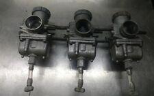 Polaris Indy 650 1989, 38mm carburetors, carbs