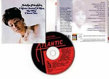 "ARETHA FRANKLIN ""I Never Loved A Man The Way I Love You"" (CD) 1967-1995"