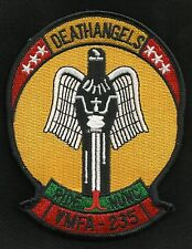 VMFA-235 USMC MARINE Corp Fighter Attack Squadron DEATH ANGELS Military Patch