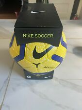 Nike Merlin Acc Official Match Soccer Ball Total 90 Se hi vis Ck4603 710