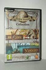 JULES VERNE COLLECTION GIOCO NUOVO SIGILLATO PC DVD VERSIONE ITALIANA AL1 46113