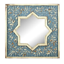"Exotic Melodies Wall Mirror 28""x28"" - KIH40115"
