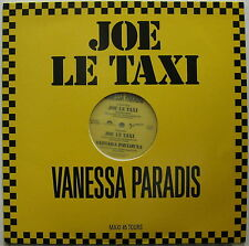 "VANESSA PARADIS Joe Le Taxi 1987 FRENCH ORG 12"" Minty! POP"