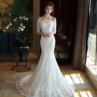 Brautkleid Hochzeitskleid Kleid Braut Mermaid Babycat collection Schleppe BC696