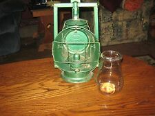 Dietz Acme Inspector Lamp Oil Railroad Lantern - Oringinal Condition