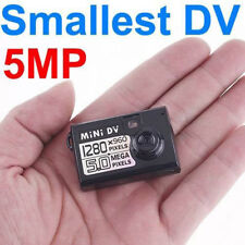Portable Digital Camera 5MP HD Smallest Mini Video Recorder Camcorder Webcam HQ
