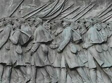Impresión Poster Foto Landmark Civil War Memorial Washington Usa Soldado lfmp1278