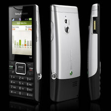 Sony Ericsson J10i2 ELM Black (Unlocked) Mobile Phone - WARRANTY INCLUDED