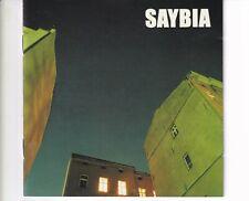 CD SAYBIAthe second you sleepEX+ 2002 (B5629)