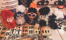 Handmade dollhouse miniature 1990's Furby toy 1:12