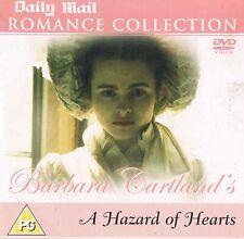 A Hazard of Hearts (1987) - Diana Rigg, Edward Fox - DVD N/Paper