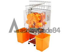 Commercial Orange Juice Squeezer Juicer Extractor Lemon Fruit Squeezer 220V