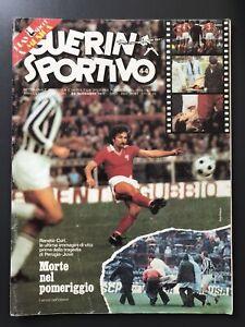 GUERIN SPORTIVO n. 44 1977