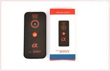 IR Wireless Remote Control per SONY NEX-6 NEX-7 NEX-5R NEX-5N ALPHA A6000 A290