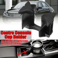 Centre Console Drinks Cup Holder For Mercedes C E Class W204 S204 W212 S212