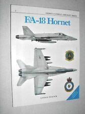 F/A-18 HORNET (Combat Aircraft Series, 2)  -  Osprey Publishing