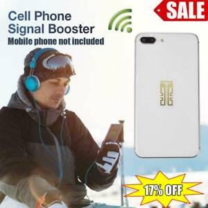 1pcs Cell Phone Signal Enhancement Sticker External Antenna Signal Amplifier Hot