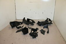 14 Ducati 899 Panigale Frame Side Cover Cowl Panel Trim Plastic Set Parts Lot