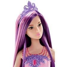 Barbie Dreamtopia Zauberhaar Prin. lila   Dkb59