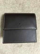 Patek Philippe Watch Leather Travel Service Case From Japan