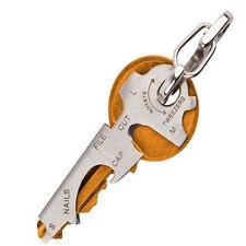 EDC 8 in 1 Bottle Opener Keychain Gadget Multi-function Key Clip