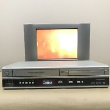 Philips DVD Player VHS Video Cassette Recorder Combo DVP3050V/37 *No Remote*