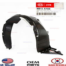FENDER LINER FRONT RIGHT SIDE GENUINE!!! FOR KIA FORTE 2014-2016 86812A7000