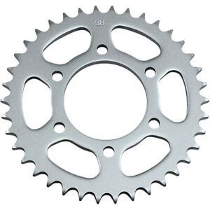 Parts Unlimited Rear Kawasaki Sprocket - 530 - 38 Tooth   42041-160