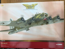 """CORGI AVIATION ARCHIVE BOEING B-17G """"2ND PATCHES"""" AA33305 Ltd Ed 1048 Of 1900"""